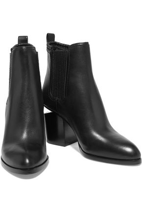 ALEXANDER WANG Gabriella leather ankle boots