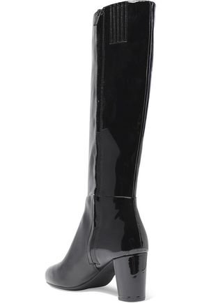 MICHAEL MICHAEL KORS Lucy leather knee boots