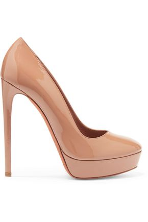 ALAÏA Patent-leather pumps