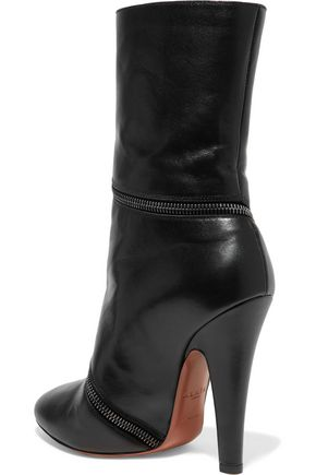 ALAÏA Leather boots