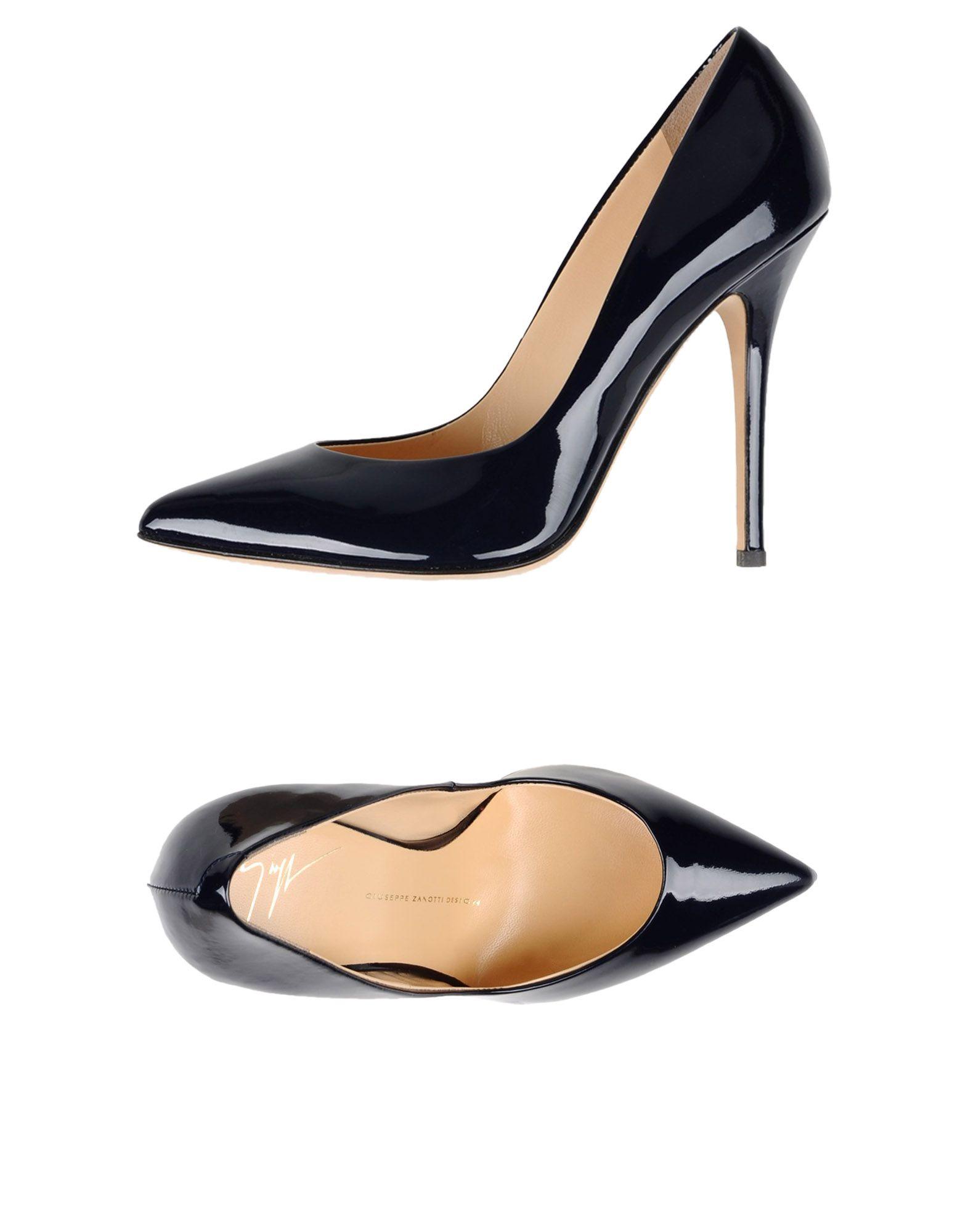 цена GIUSEPPE ZANOTTI Туфли онлайн в 2017 году