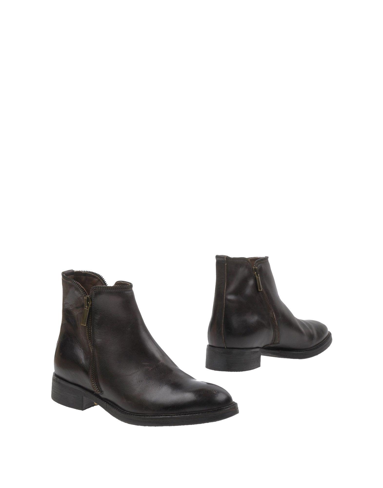 YOSH COLLECTION Полусапоги и высокие ботинки цены онлайн
