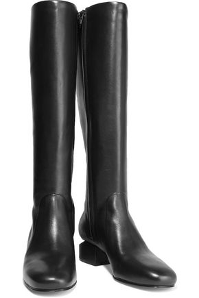 ALEXANDER WANG Ashton leather knee boots
