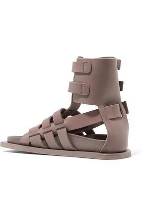 RICK OWENS Leather sandals