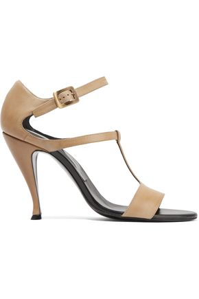 ROGER VIVIER Cutout leather sandals