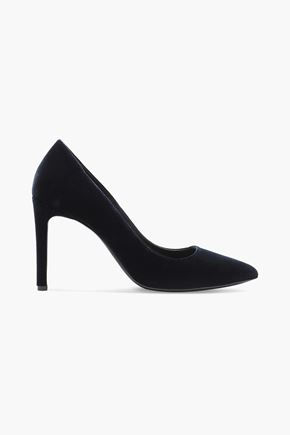 MAJE Velvet pumps
