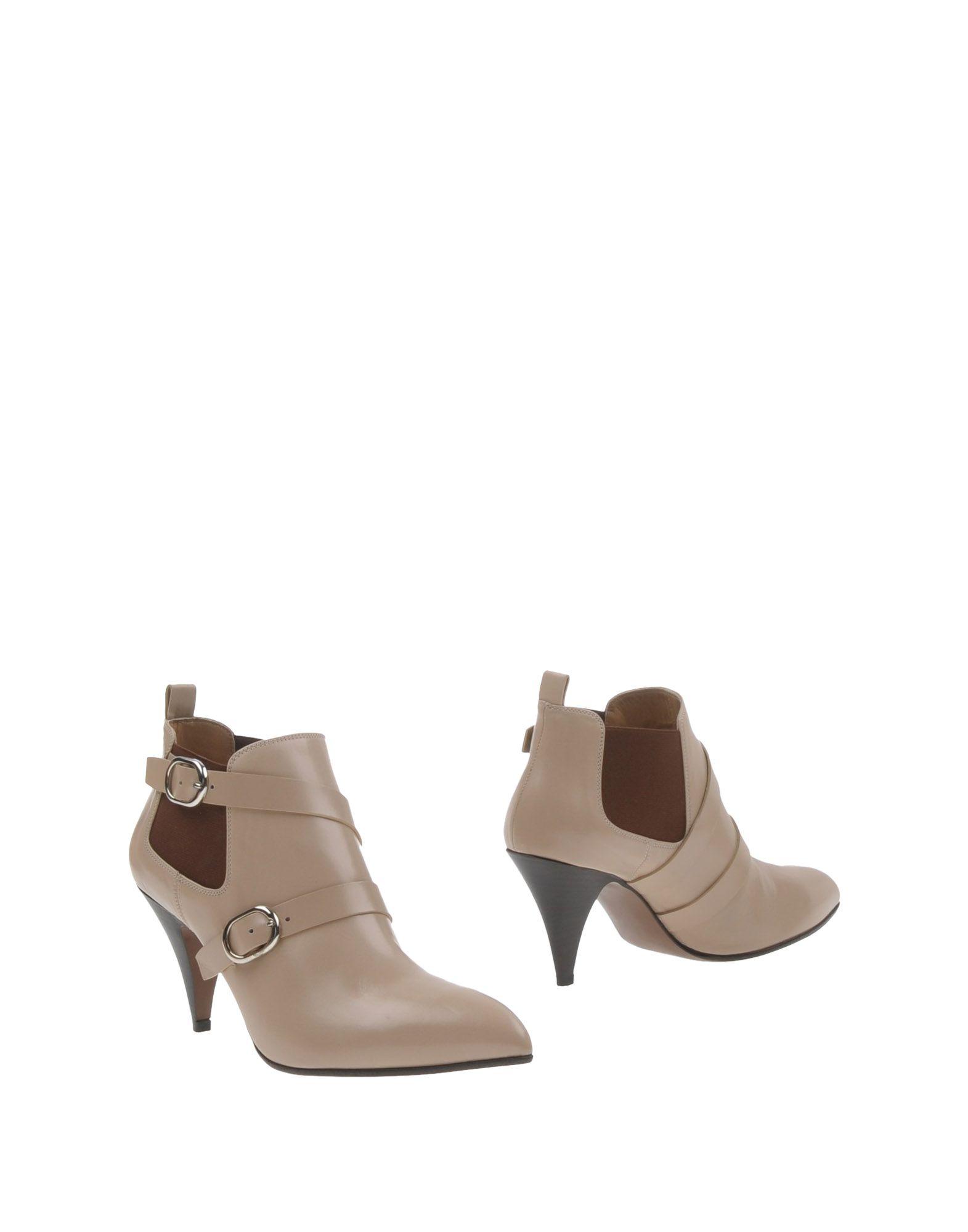 KALLISTÈ Полусапоги и высокие ботинки