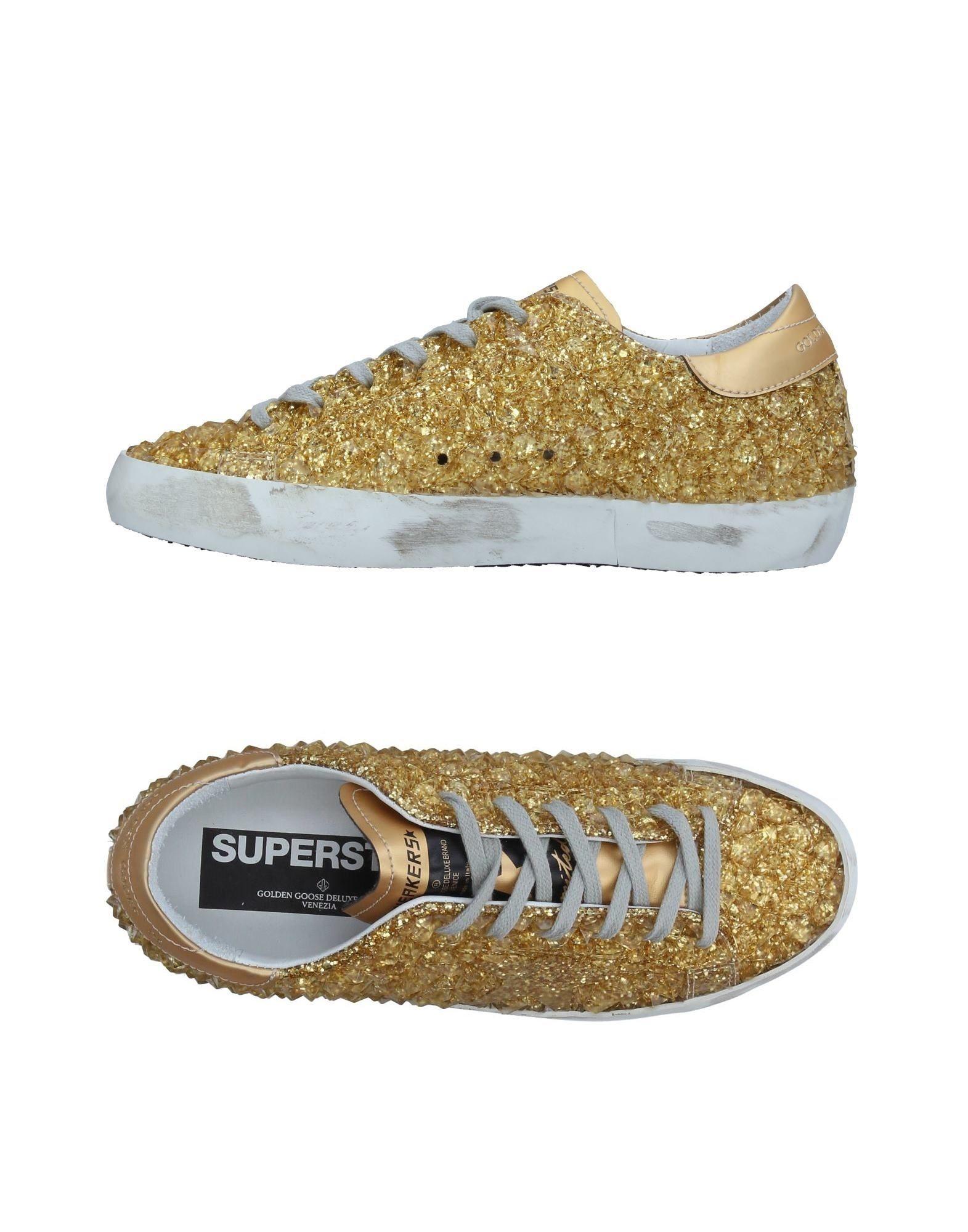 GOLDEN GOOSE DELUXE BRAND Низкие кеды и кроссовки golden goose deluxe brand бархатные кеды