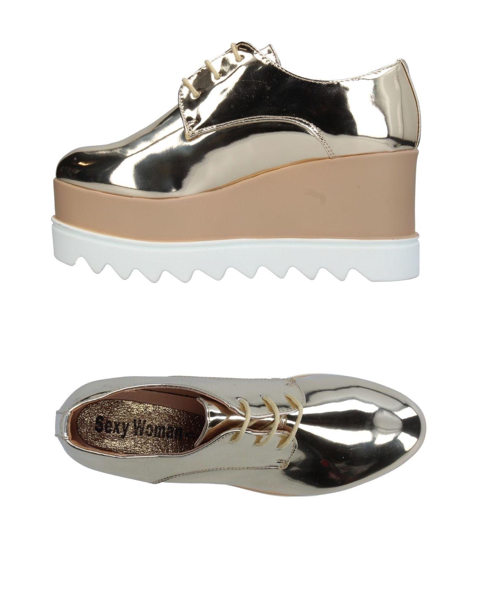SEXY WOMAN Обувь на шнурках antony sander обувь на шнурках