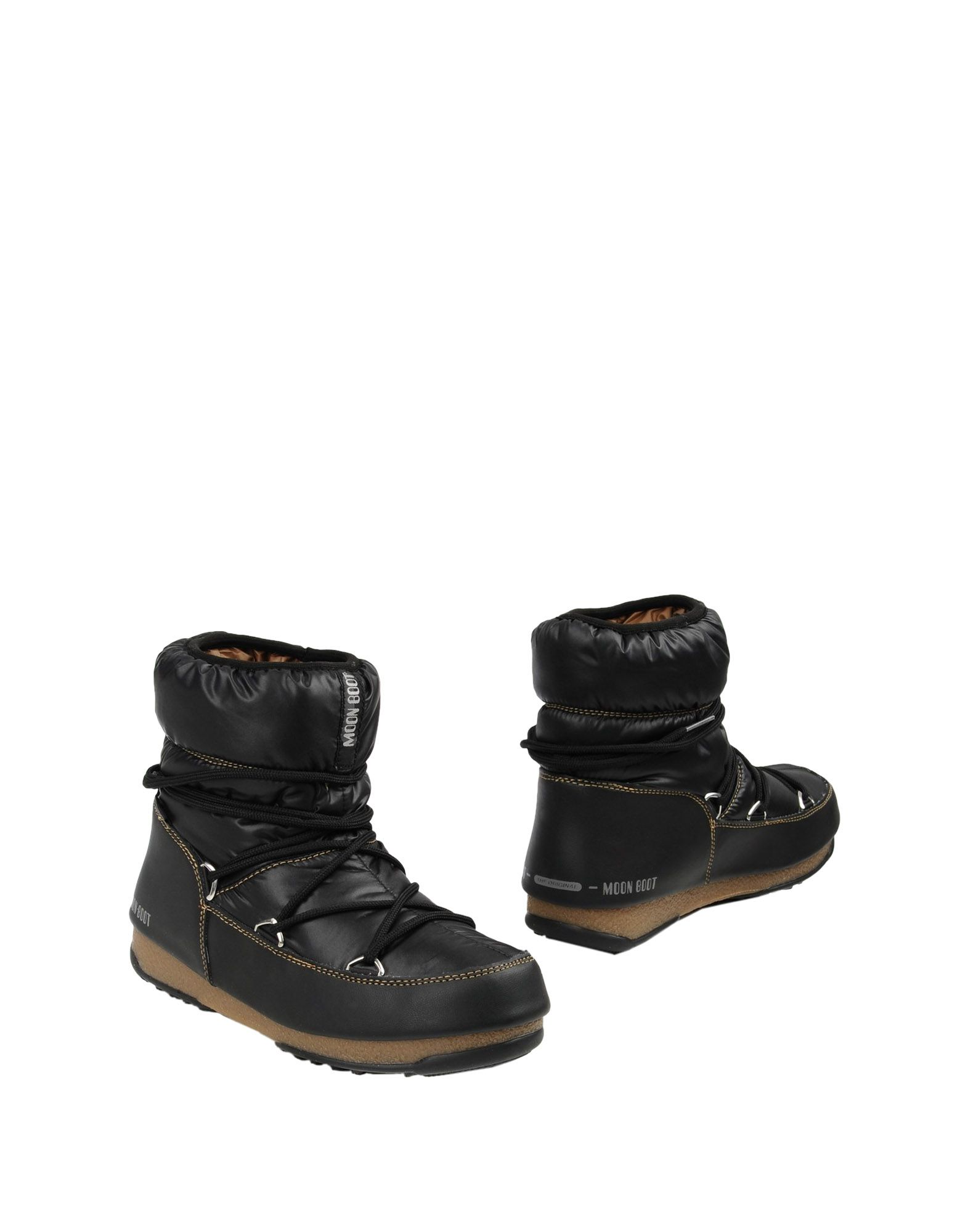 MOON BOOT Ankle Boot in Nero