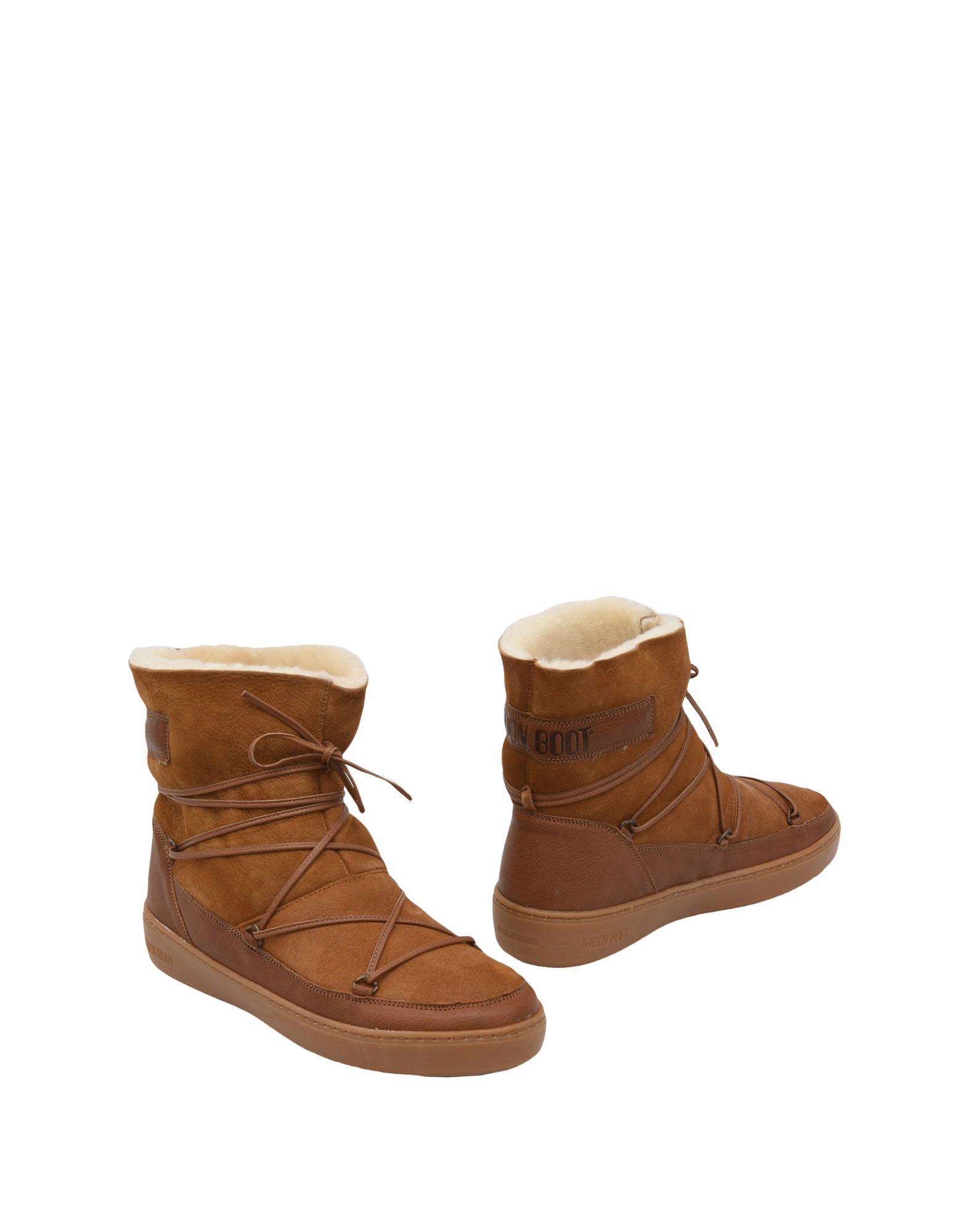 MOON BOOT Полусапоги и высокие ботинки забродные ботинки redington siren boot felt