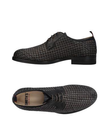 Фото - Обувь на шнурках цвет стальной серый