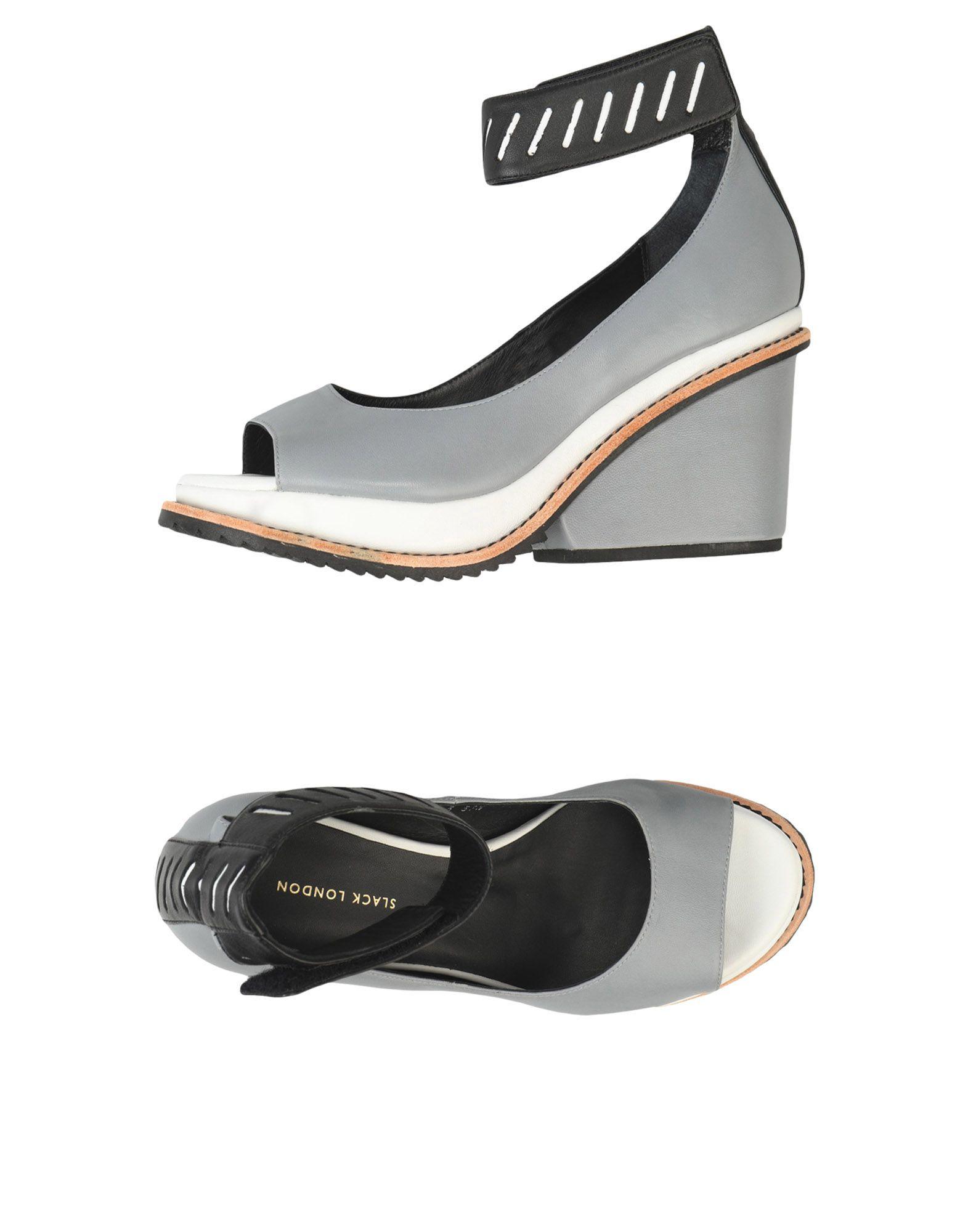 SLACK LONDON Туфли цены онлайн