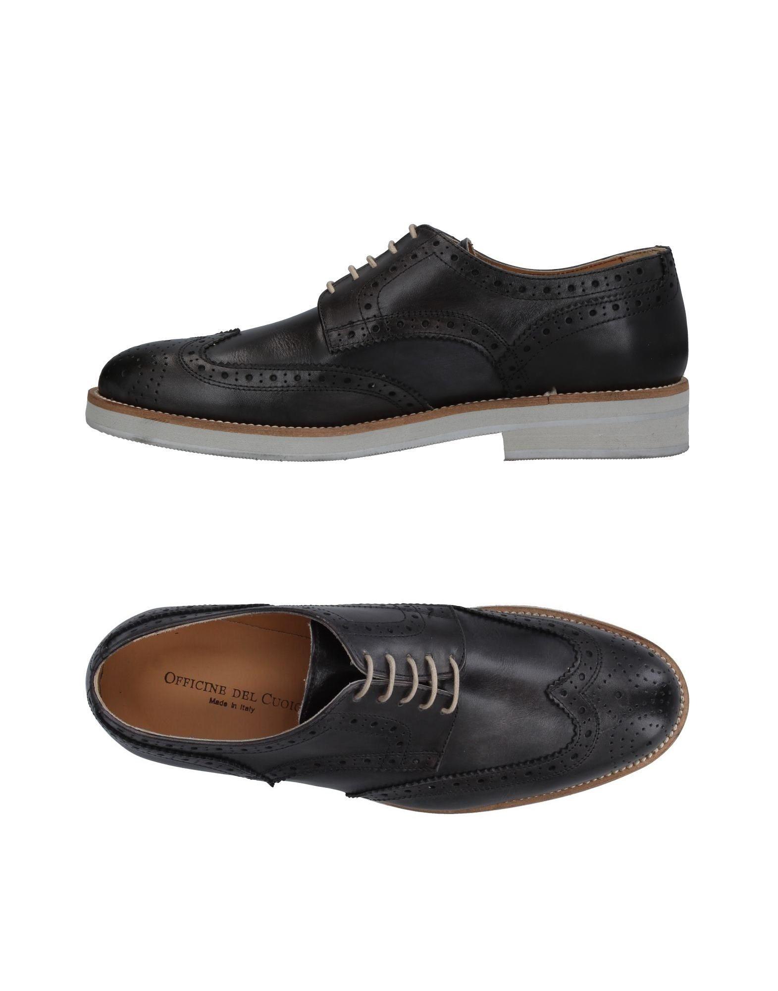 OFFICINE DEL CUOIO Обувь на шнурках boldrini boldrini 6682 cuoio
