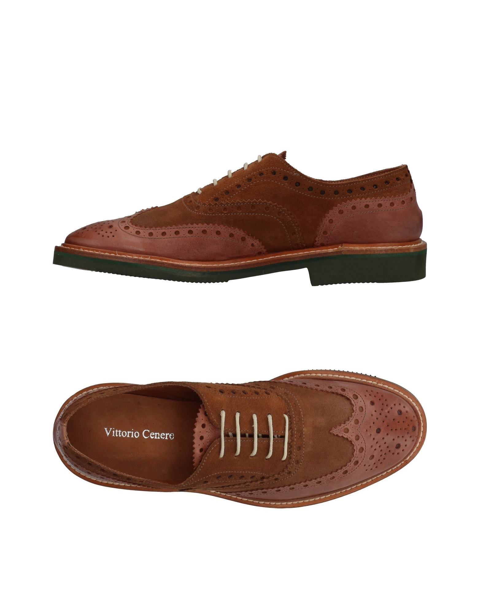 VITTORIO CENERE Обувь на шнурках сумка bruno rossi ml403p cenere