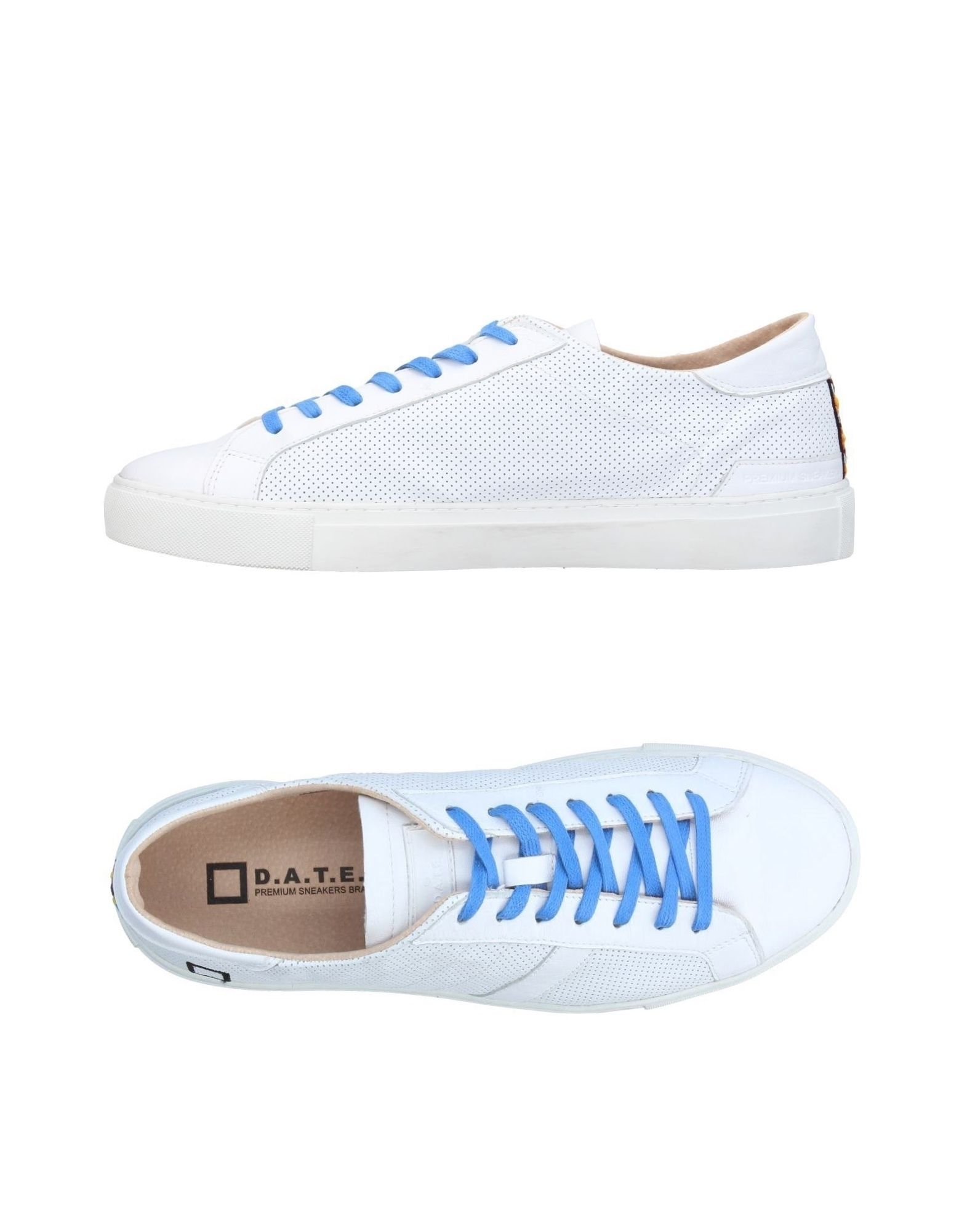 D.A.T.E. Низкие кеды и кроссовки