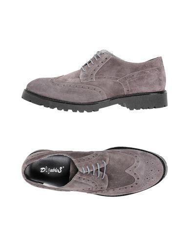 DOUBLES 4 YOU® Chaussures à lacets homme
