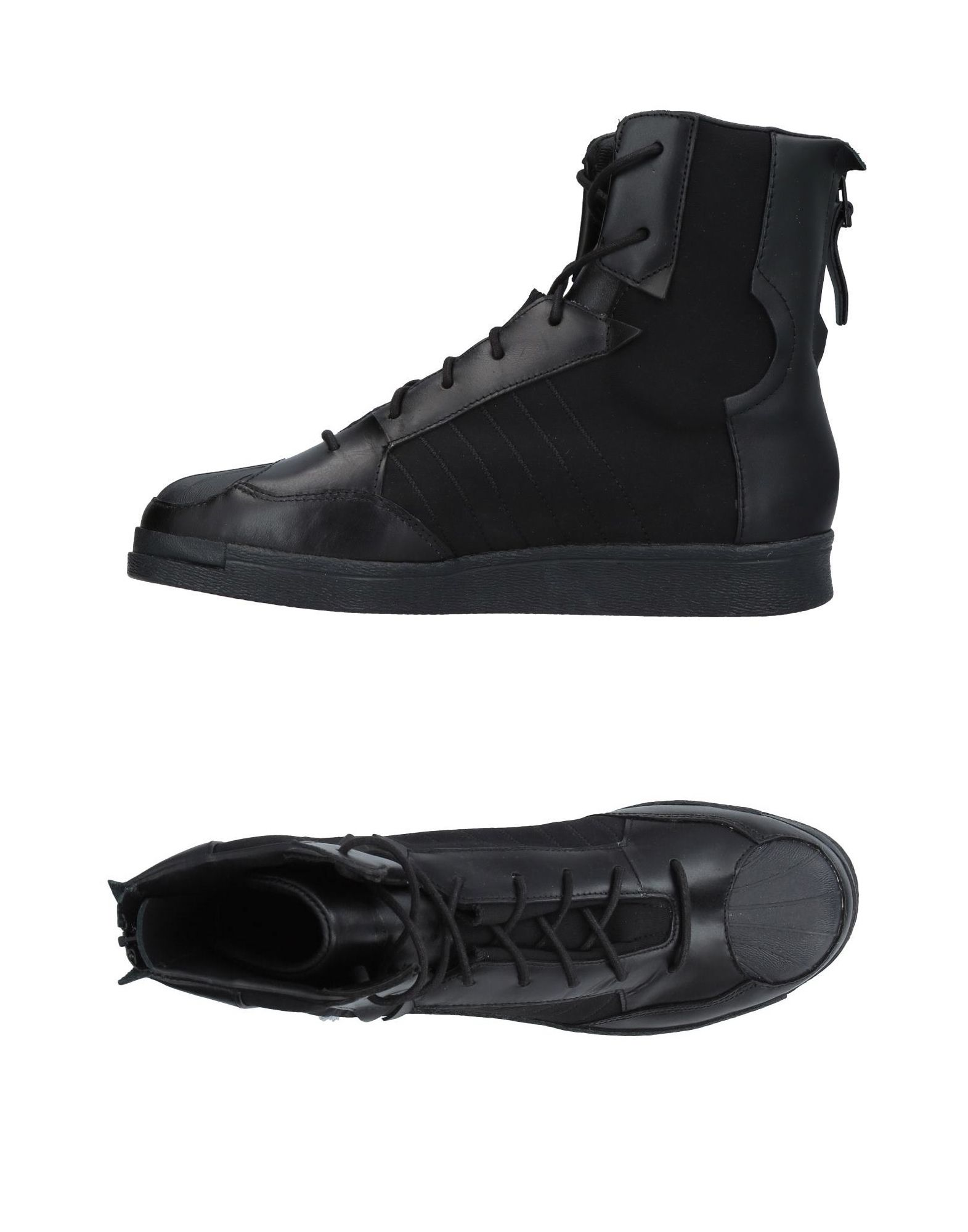ADIDAS by YOHJI YAMAMOTO Высокие кеды и кроссовки кроссовки adidas y 3 by yohji yamamoto