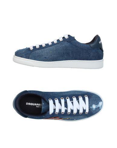 Фото - Низкие кеды и кроссовки синего цвета