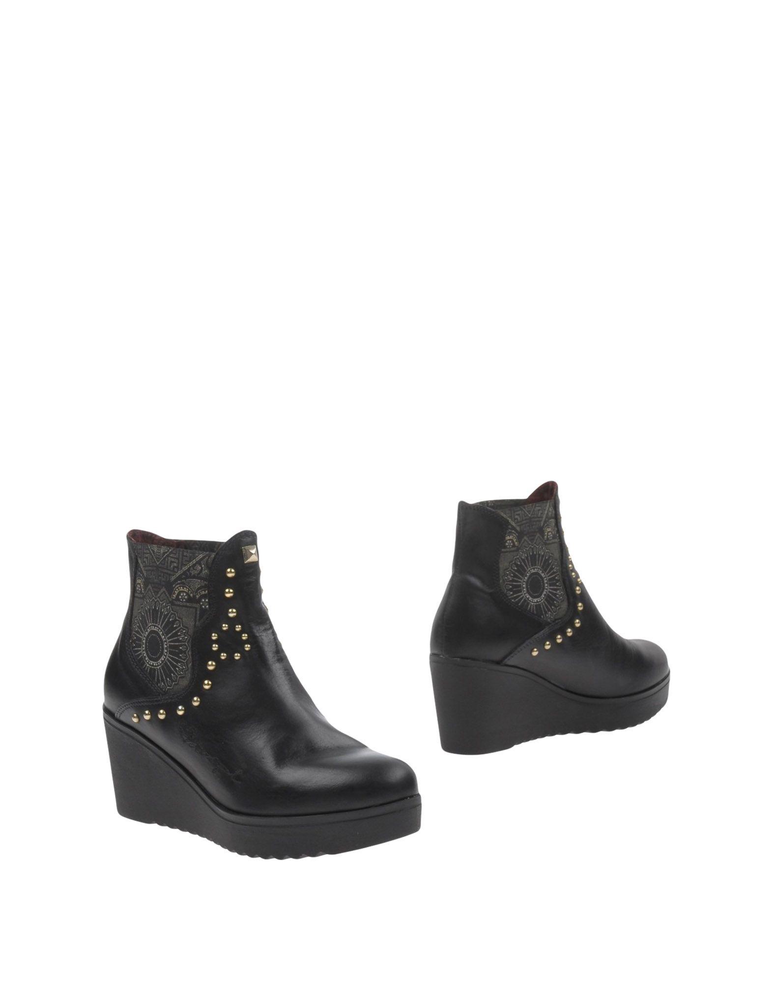 DESIGUAL Полусапоги и высокие ботинки цены онлайн