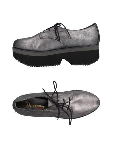 zapatillas ESPADRILLES Zapatos de cordones mujer