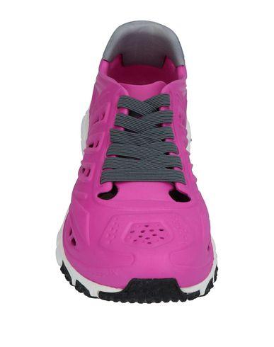 Фото 2 - Низкие кеды и кроссовки от CROSSKIX цвета фуксия