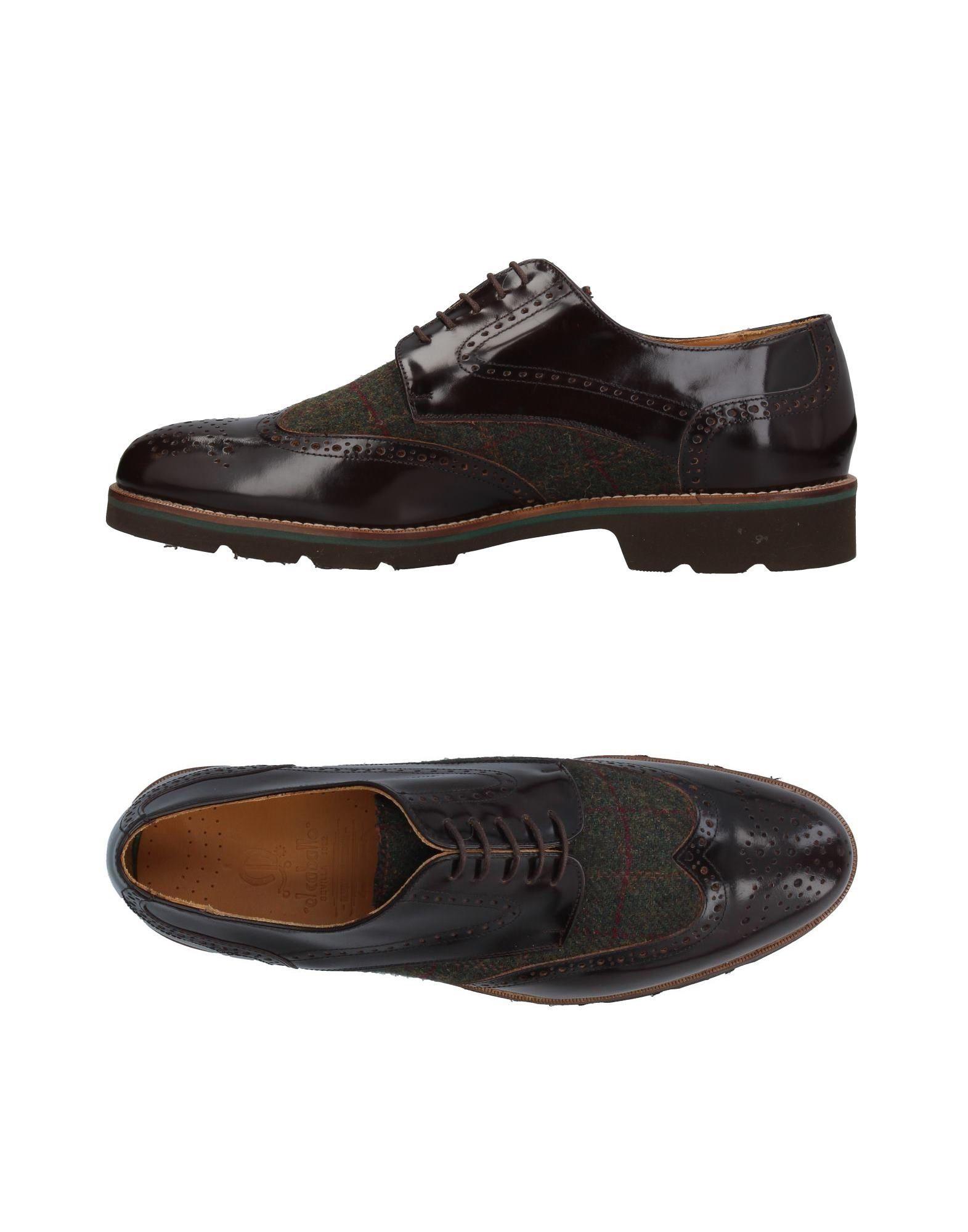 купить EL CABALLO Обувь на шнурках дешево
