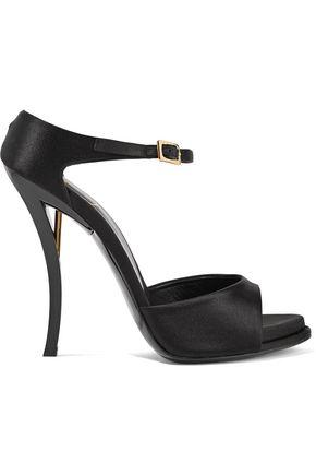 ROGER VIVIER Satin sandals