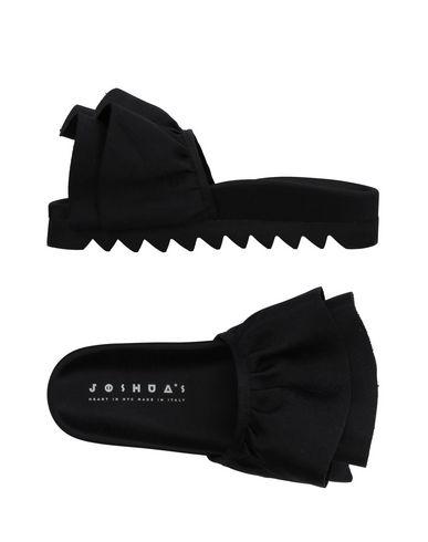 Фото - Женские сандали JOSHUA*S черного цвета