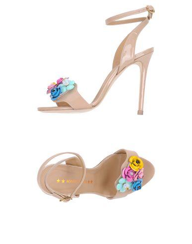 Фото - Женские сандали MARC ELLIS цвет телесный