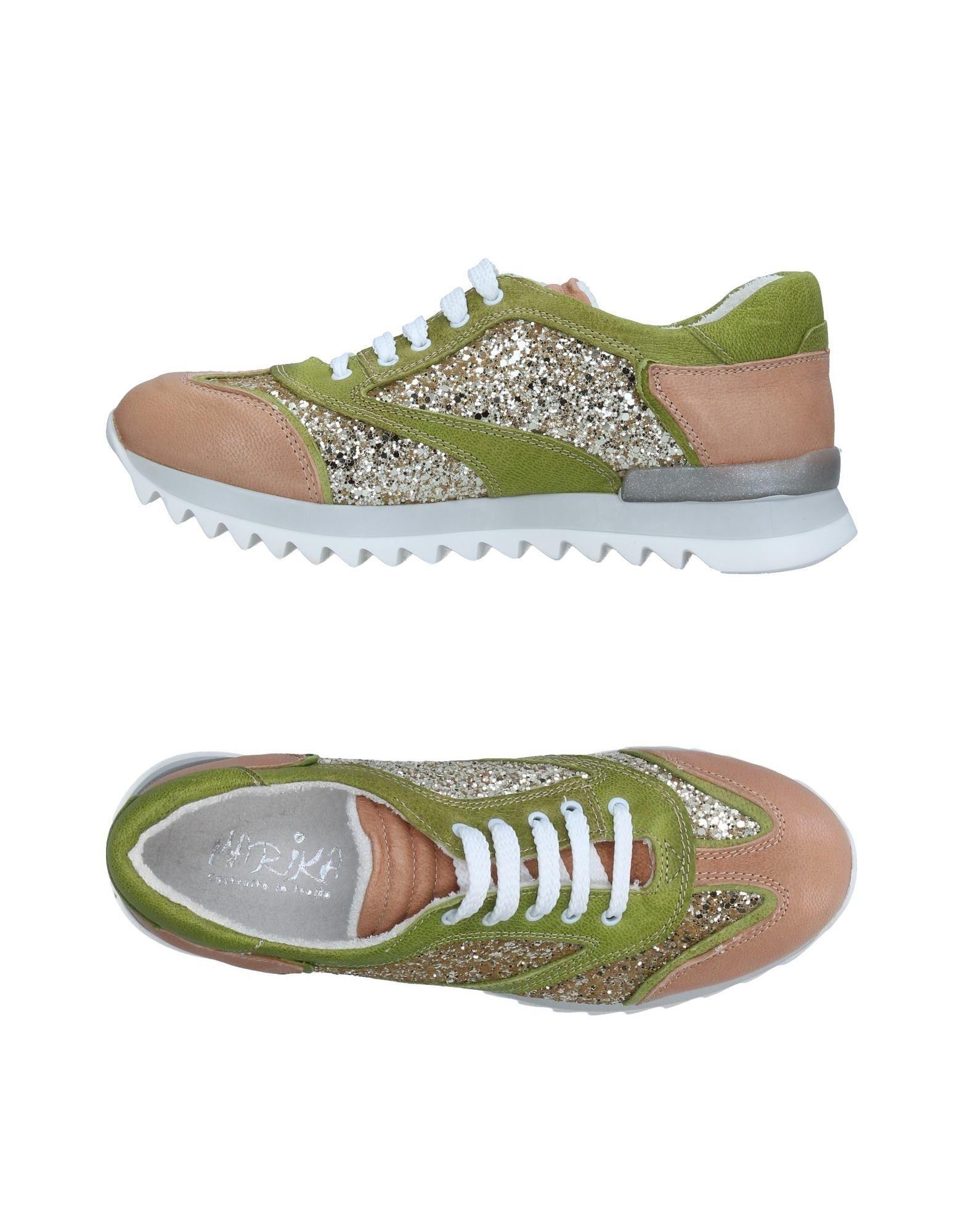 MARIKA Низкие кеды и кроссовки
