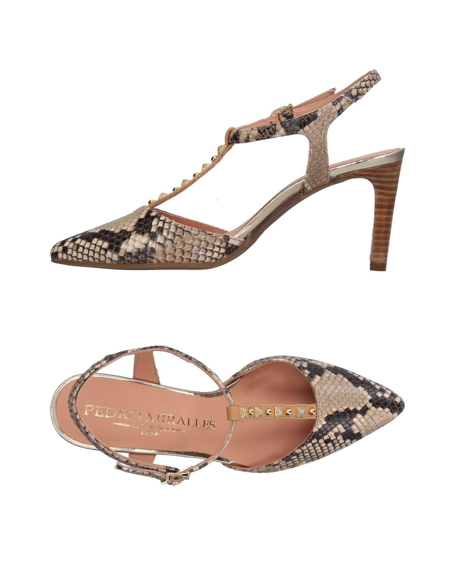 PEDRO MIRALLES Туфли цены онлайн