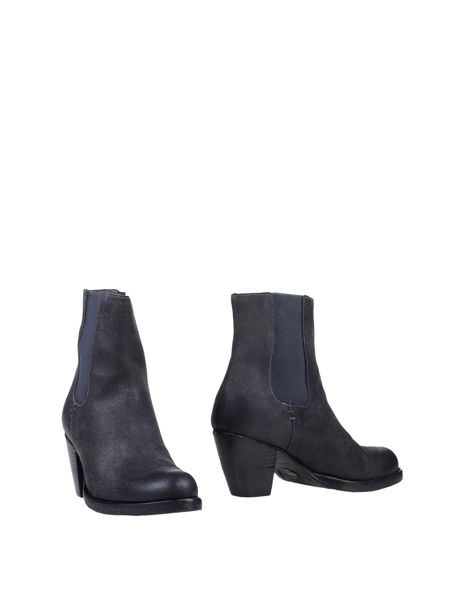 FRED DE LA BRETONIERE Полусапоги и высокие ботинки ботинки la grandezza la grandezza la051awuzp39