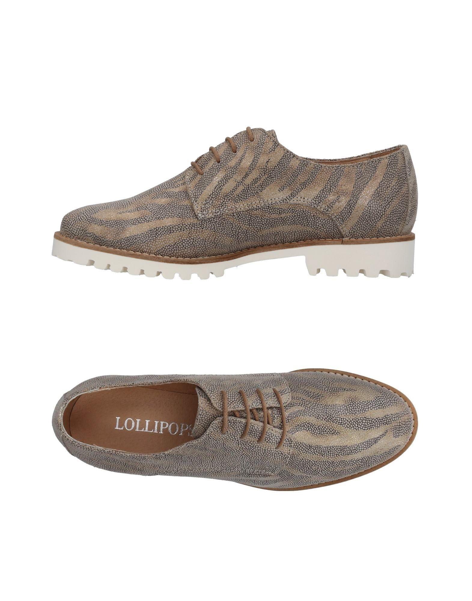 LOLLIPOPS Обувь на шнурках