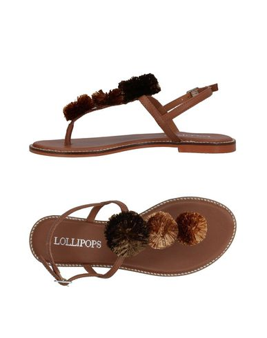 zapatillas LOLLIPOPS Sandalias de dedo mujer