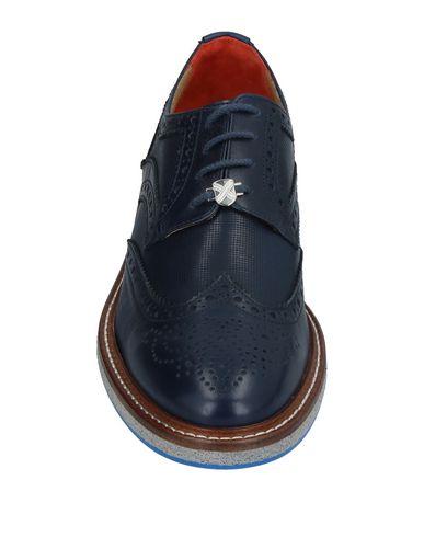 Фото 2 - Обувь на шнурках от BRIMARTS темно-синего цвета