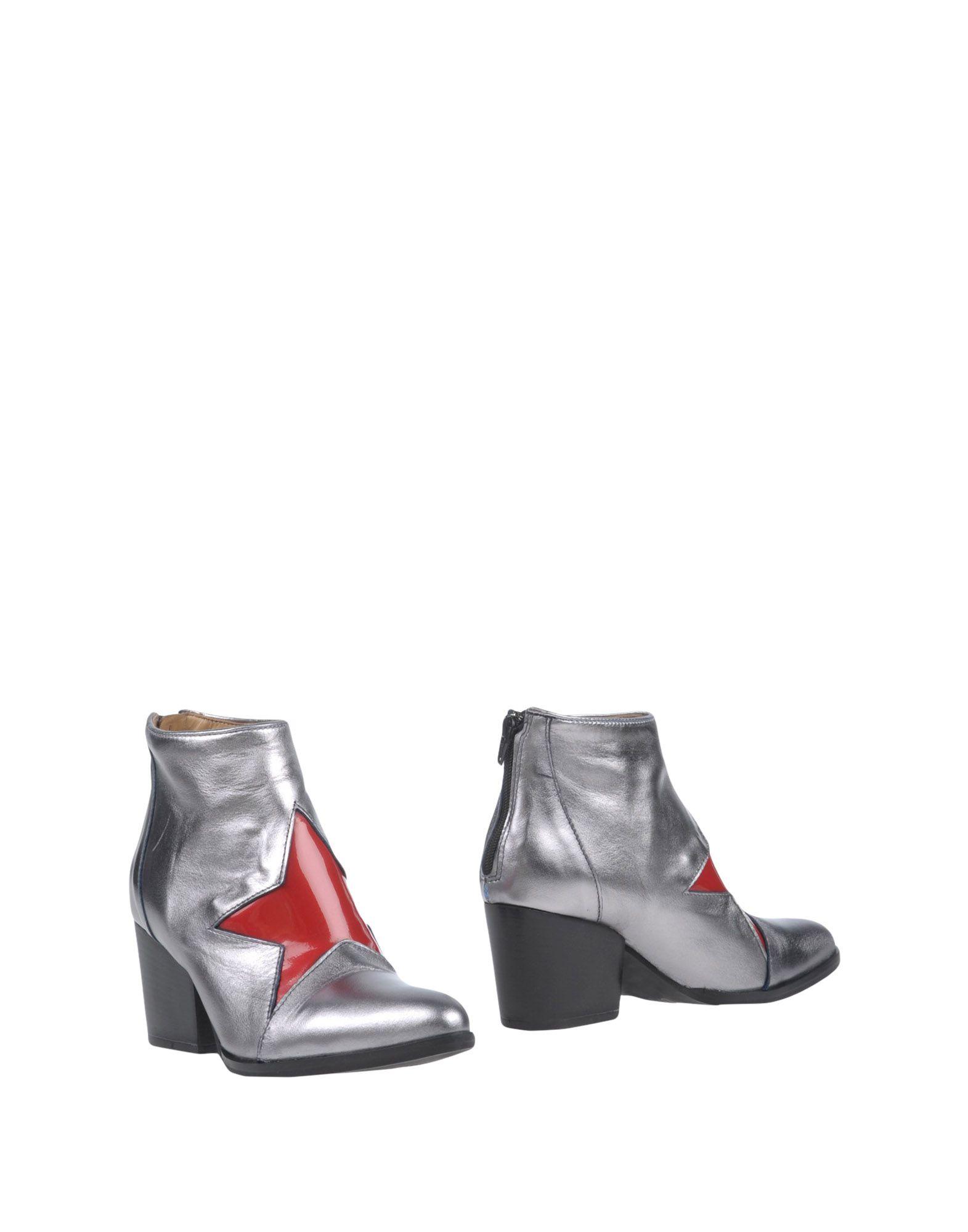 где купить UNLACE Полусапоги и высокие ботинки по лучшей цене