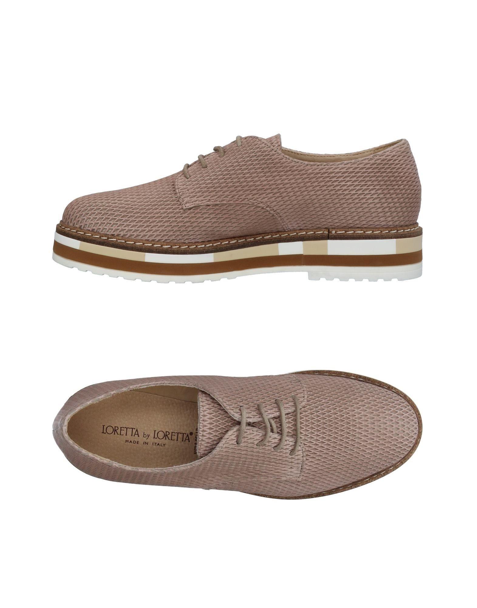 LORETTA by LORETTA Обувь на шнурках цены онлайн