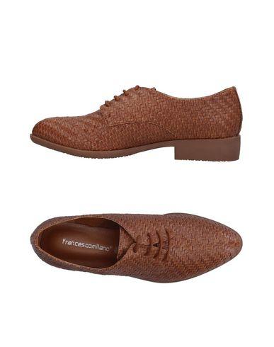 FRANCESCO MILANO Chaussures à lacets femme
