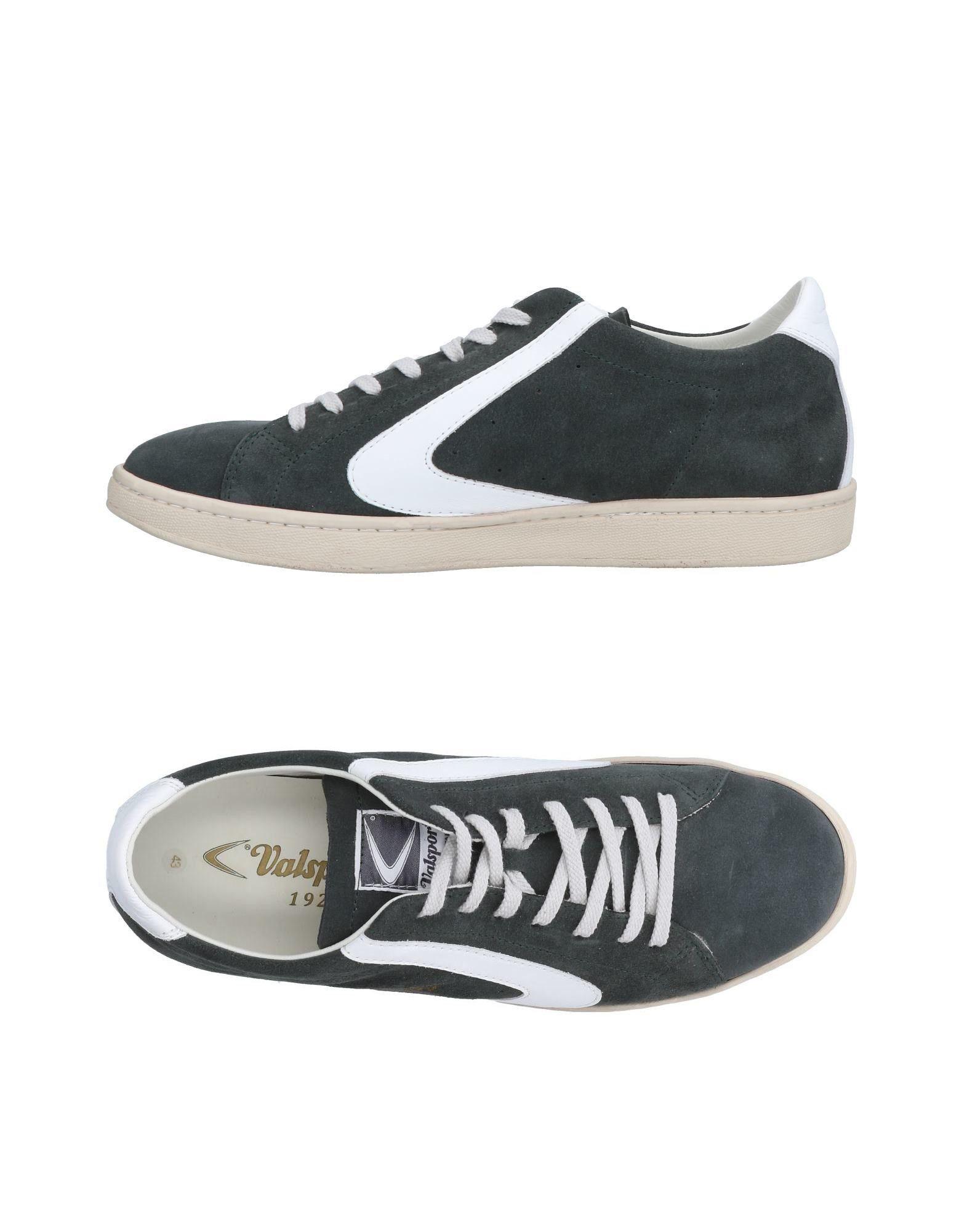 VALSPORT Sneakers in Dark Green