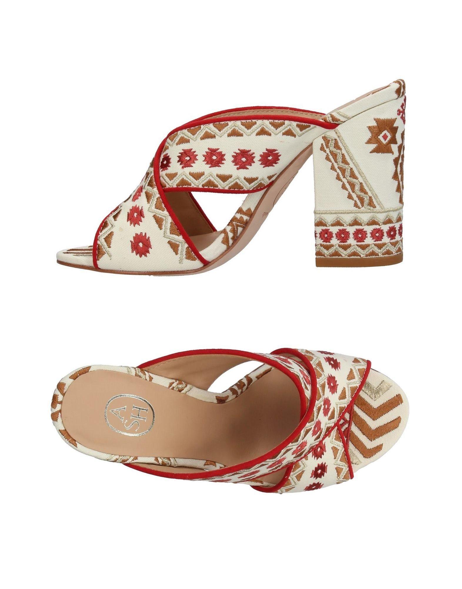 Adel Textile Block Heel Sandals