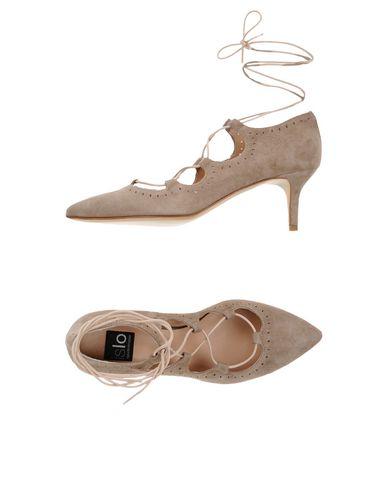 Фото - Женские туфли ISLO ISABELLA LORUSSO цвета хаки