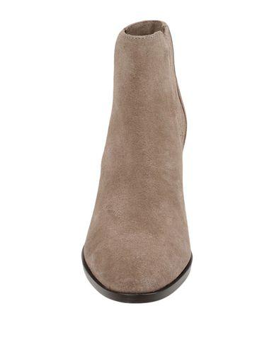 Фото 2 - Полусапоги и высокие ботинки цвет голубиный серый