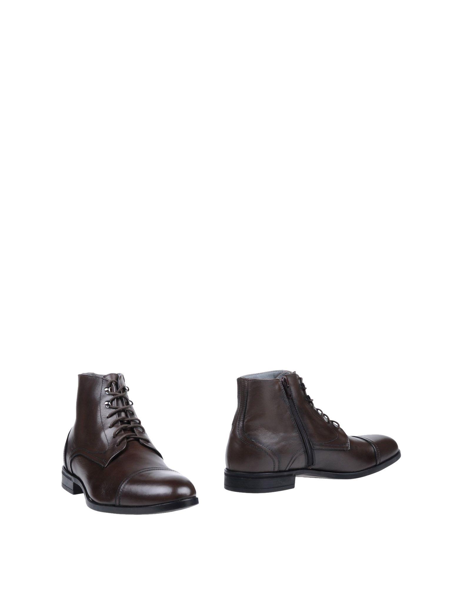 FABIANO RICCI Полусапоги и высокие ботинки