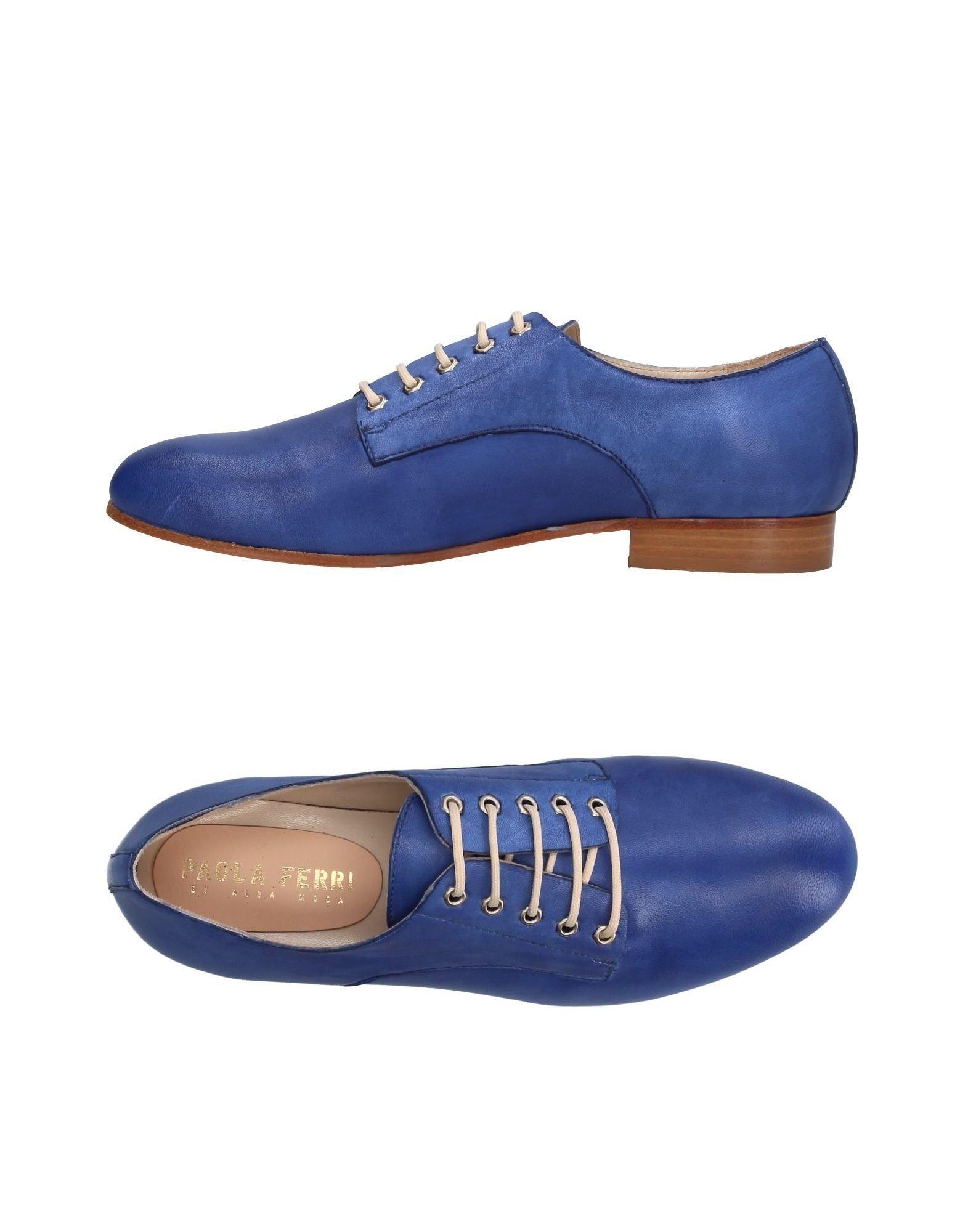 PAOLA FERRI Обувь на шнурках mantra paola 3532