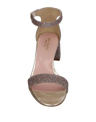 Фото 2 - Женские сандали PAOLO SIMONINI цвет пурпурный