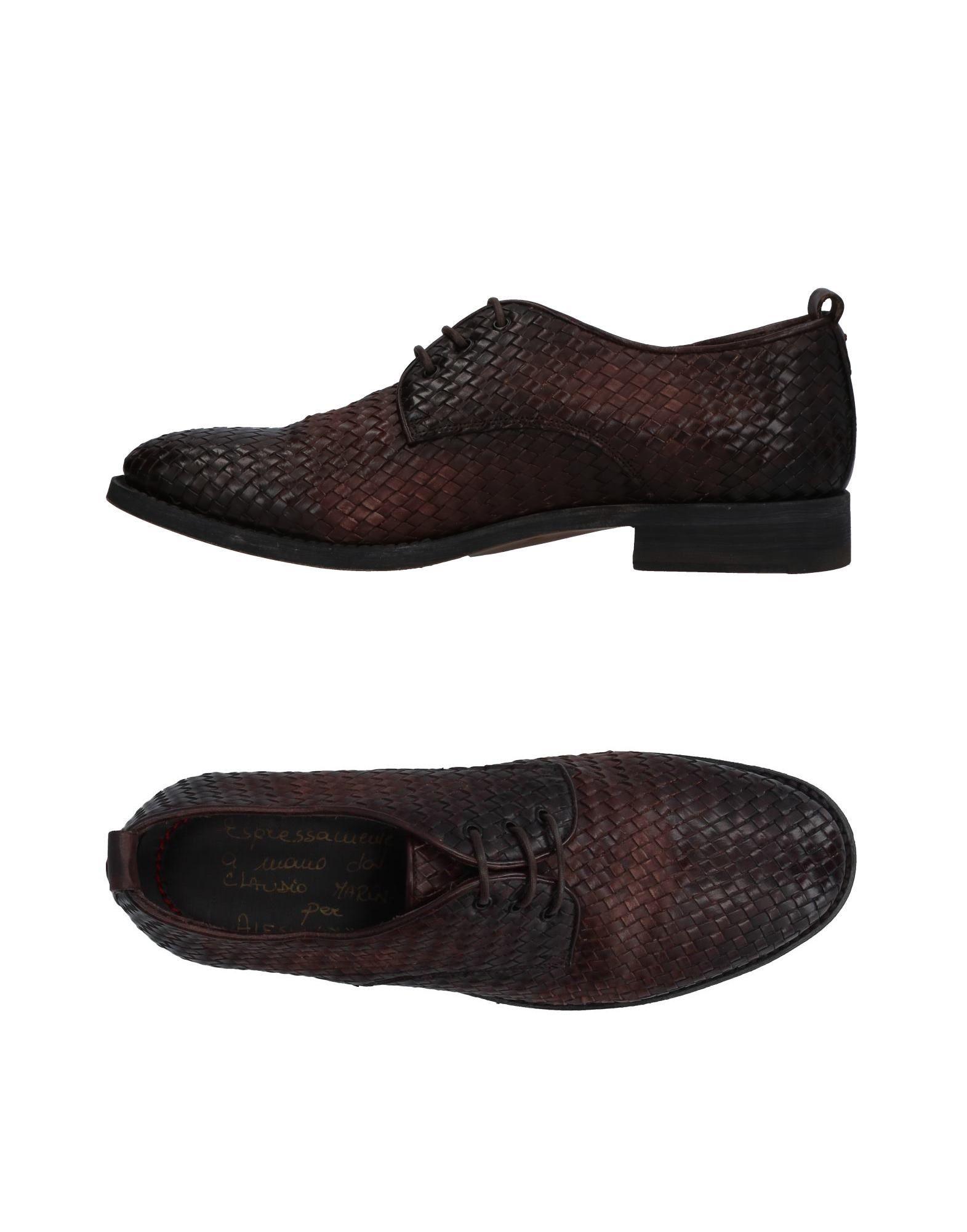 CLAUDIO MARINI Обувь на шнурках цены онлайн