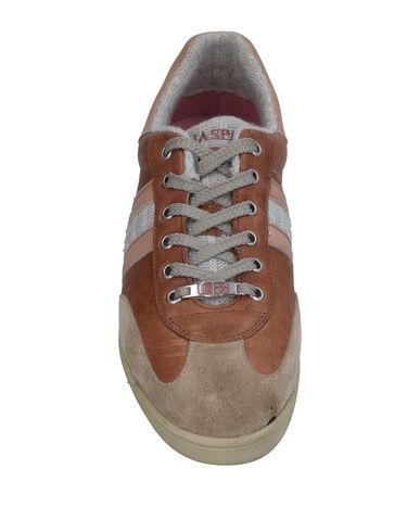 Фото 2 - Низкие кеды и кроссовки от D'ACQUASPARTA цвет голубиный серый