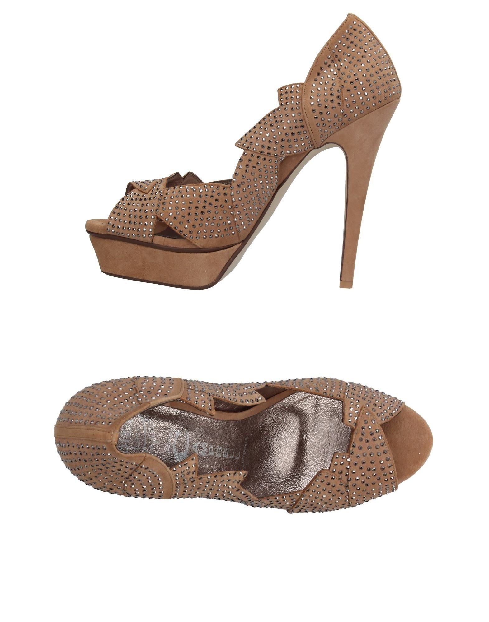JEFFREY CAMPBELL Туфли цены онлайн