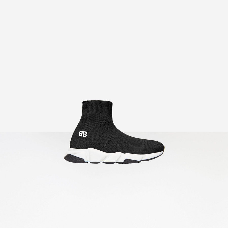 BALENCIAGA KIDS Kids -Speed Trainers Speed Shoes E f